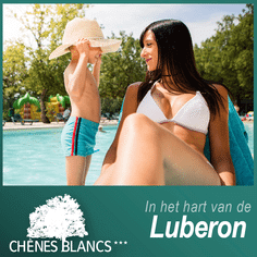 Camping Chenes Blancs