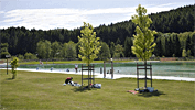 Camping Camp�ole - Lac des Sapins