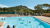 Camping Camp�ole - Le Dramont