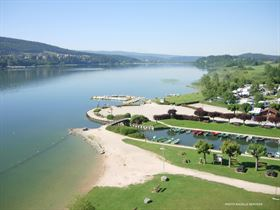 Camping Municipal Saint Point - Lac