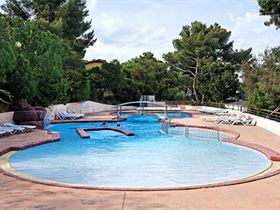 Camping Bonporteau In Cavalaire Sur Mer Var Camping