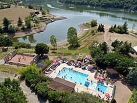 Camping D Arpheuilles In Saint Paul De Vezelin Loire Camping Frankrijk Nl