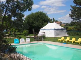 Glamping La Vieille Ecole