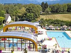 Camping  - Restaurant Le Coin Tranquille