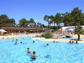 Camping Medoc Plage