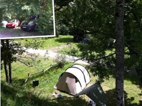 Camping du Puy Mary