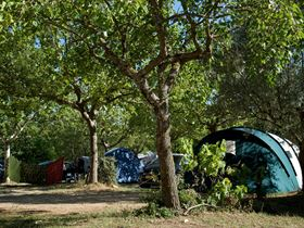 Camping Le Pastory in 84410 Bedoin