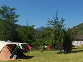 Camping Aire du Temps