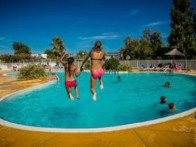 Camping Rives des Corbières in 11370 Leucate