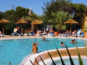 Camping International de Giens in 83400 Giens
