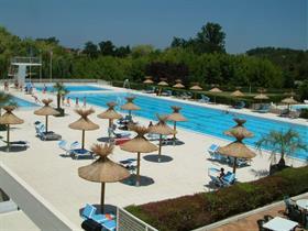 Camping municipal casteljaloux in casteljaloux lot et for Casteljaloux piscine