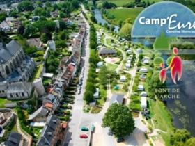 Camping Municipal Camp'Eure
