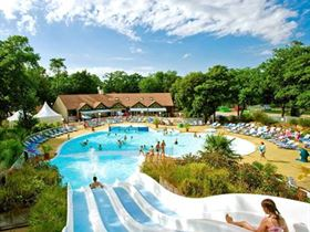 Siblu camping les pierres couch es in saint brevin les - Les pierres couchees saint brevin les pins ...