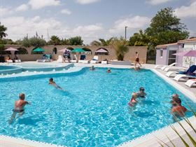 Camping Le Neptune in 34309 Agde