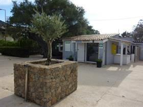 Camping Les Oliviers - Monticello