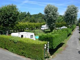 Camping du trez in bénodet finistère. camping frankrijk.nl