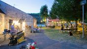 Camping, Bar en Restaurant Moulin du Bel Air
